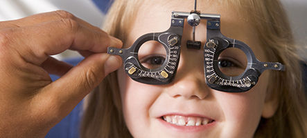 Spec-tacular eyewear for children