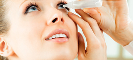 Dry eyes: What to do about them